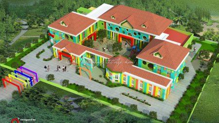 Trường Mẫu Giáo Long Phú Sóc Trăng