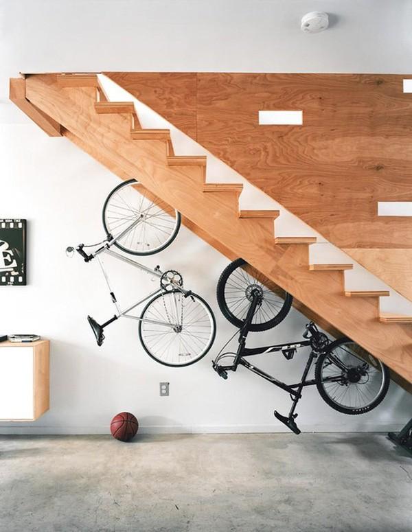 15 ý tưởng nội thất tận dụng gầm cầu thang vừa hiệu quả, vừa đẹp
