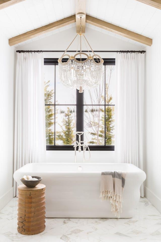 Biến phòng tắm thành Spa thư giãn đúng điệu tại nhà
