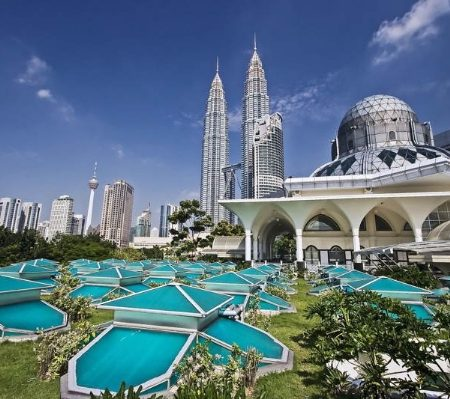 Những công trình kiến trúc độc đáo của châu Á